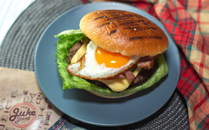 Бургер «Микс»