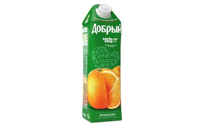 Нектар «Добрый» апельсиновый