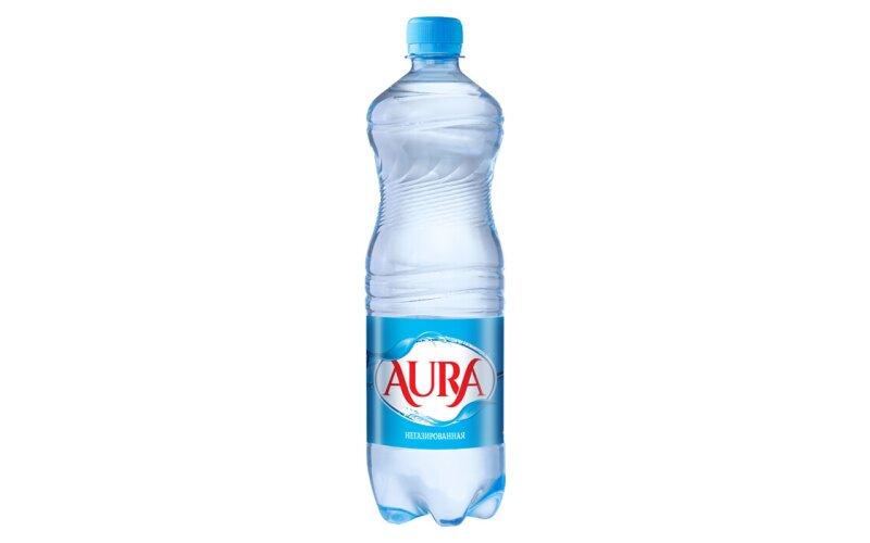 Вода «Aura» негазированная