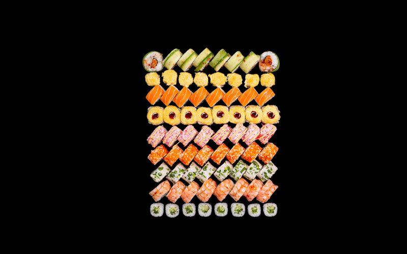Суши-сет «Фулл хаус»