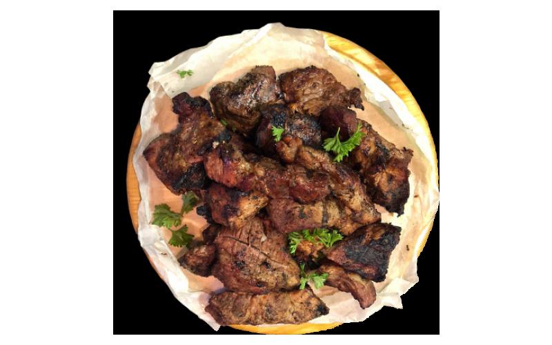 Блюдо «Шашлык-машлык»