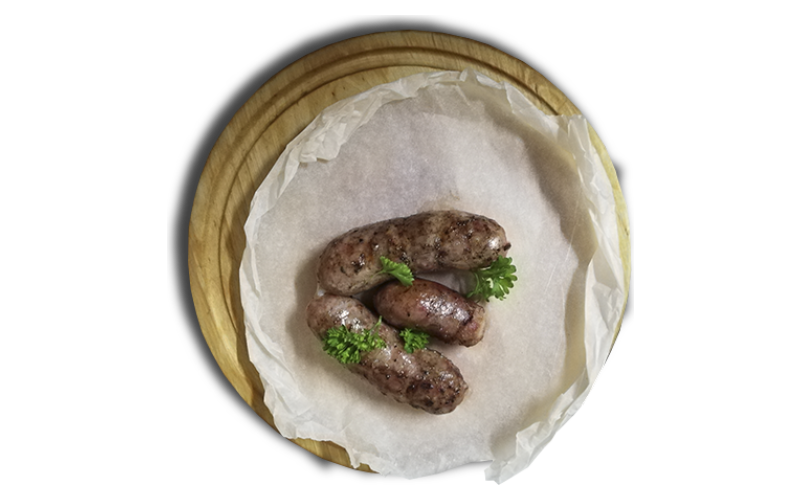 Колбаски гриль