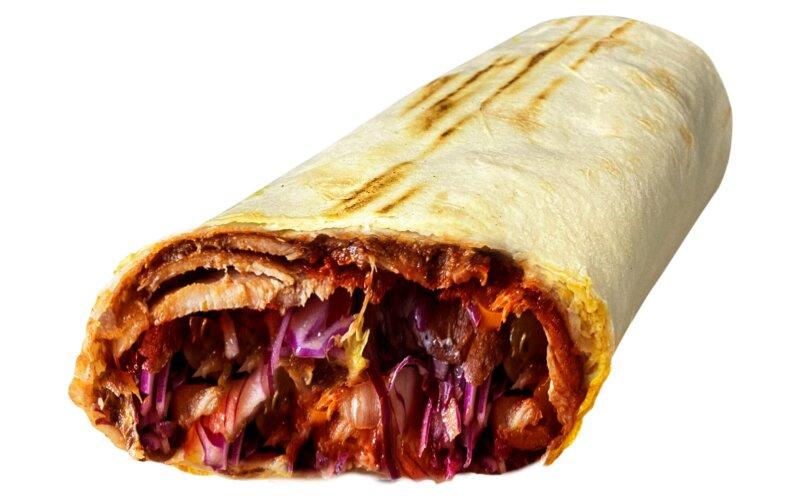 Дурум с говядиной «Чили»