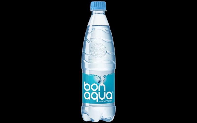 Вода «Бон-Аква» негазированная