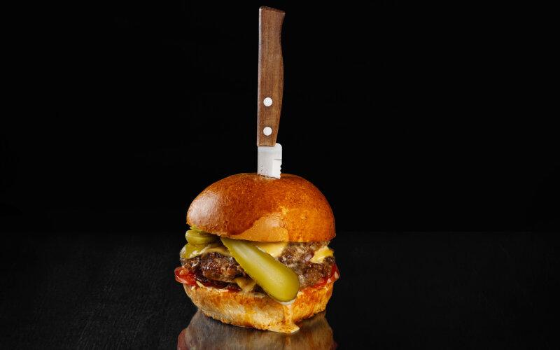 Бургер «Дабл чиз»