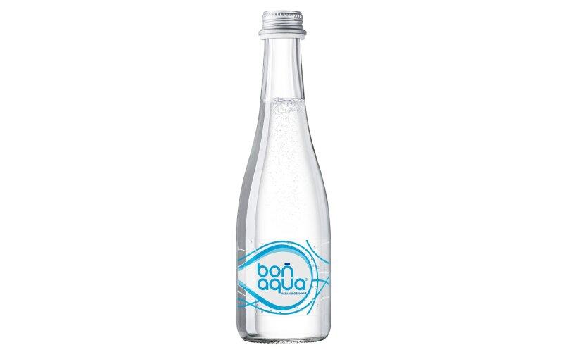 Вода питьевая «BonAqua»