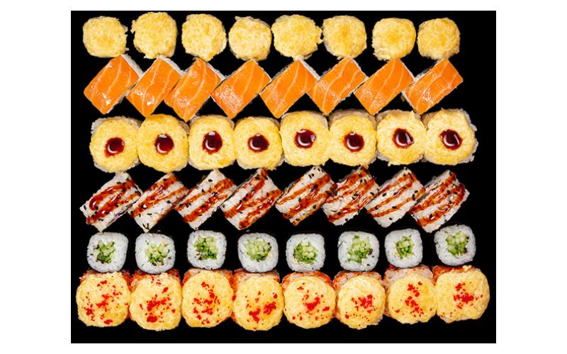 Суши-сет «Сама то»