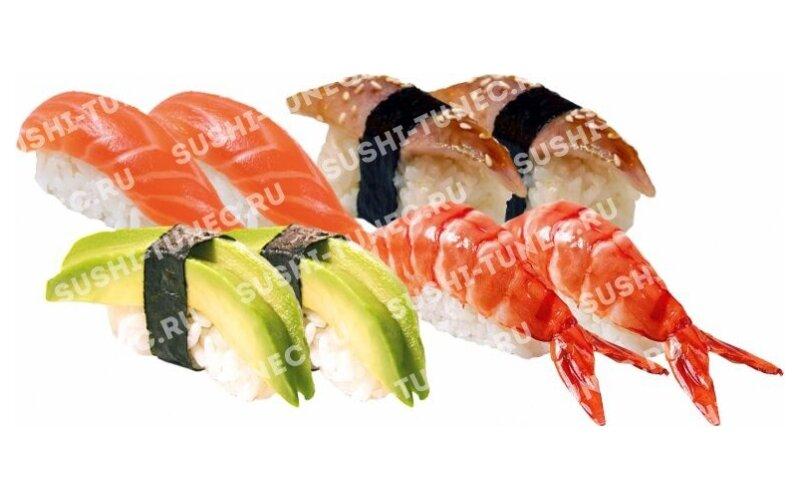 Сет «Мини-суши №1»