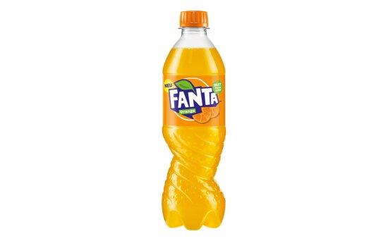 Напиток газированный «Фанта»