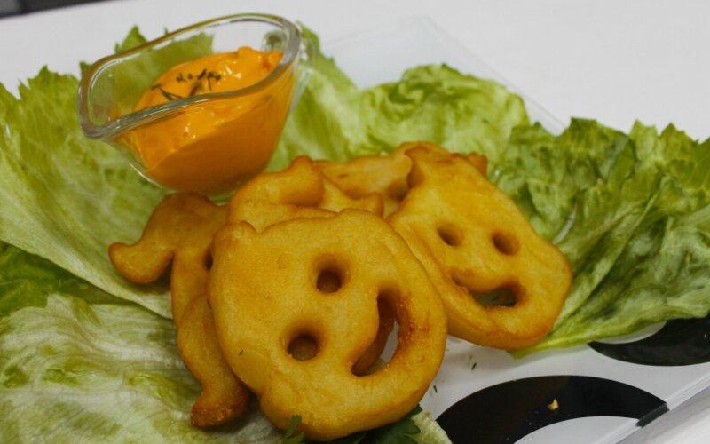 Блюдо «Улыбки»