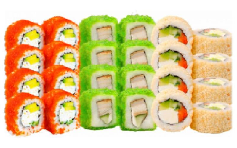 Суши-сет «Светофор»