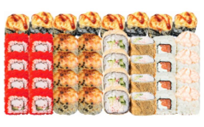 Суши-сет «Кампай»