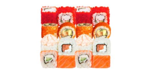 Суши-сет «Лав сэт»