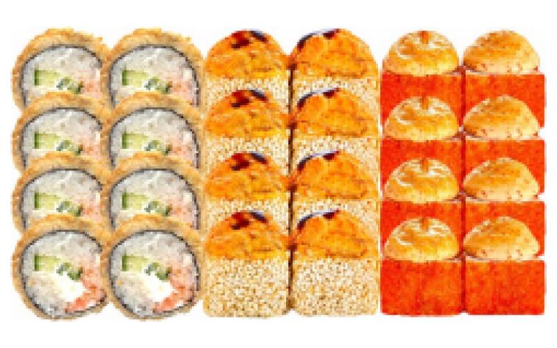 Суши-сет «Сан сити»