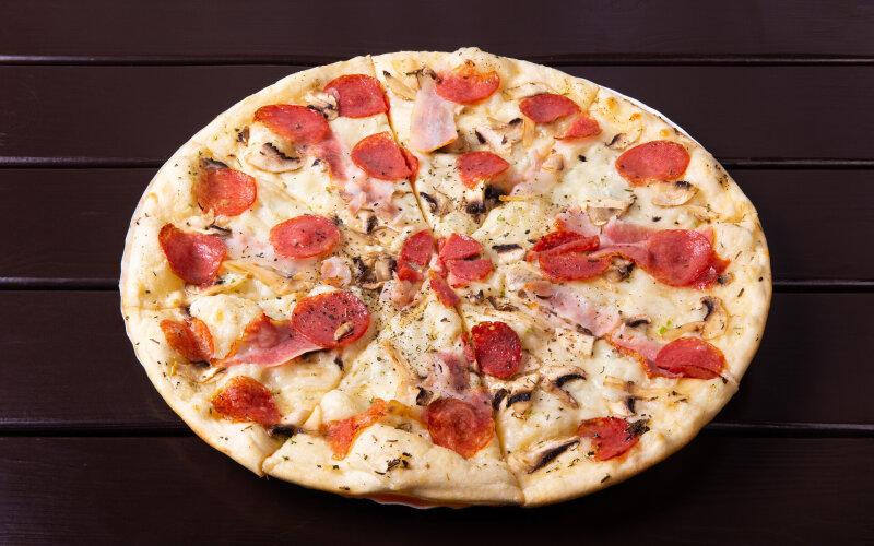 Пицца «Панчетта»