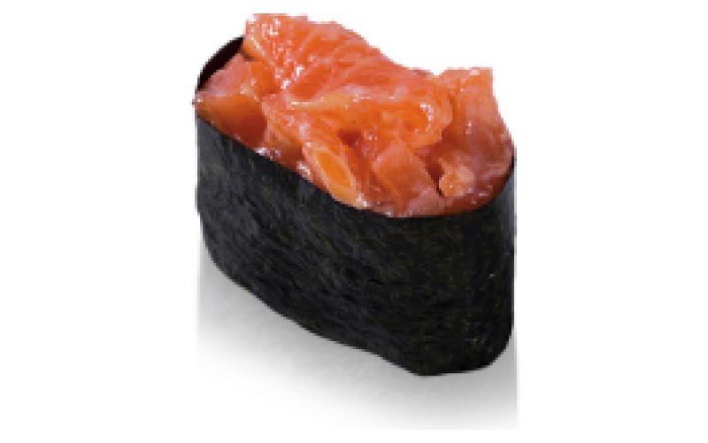 Гункан «Спайси лосось»
