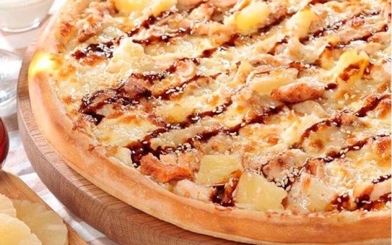 Пицца «Лари чикко»