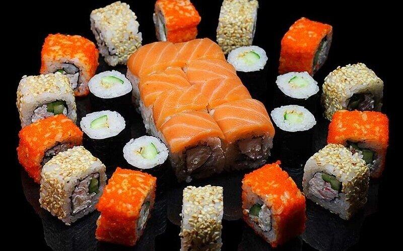 Суши-сет «Просто суши»