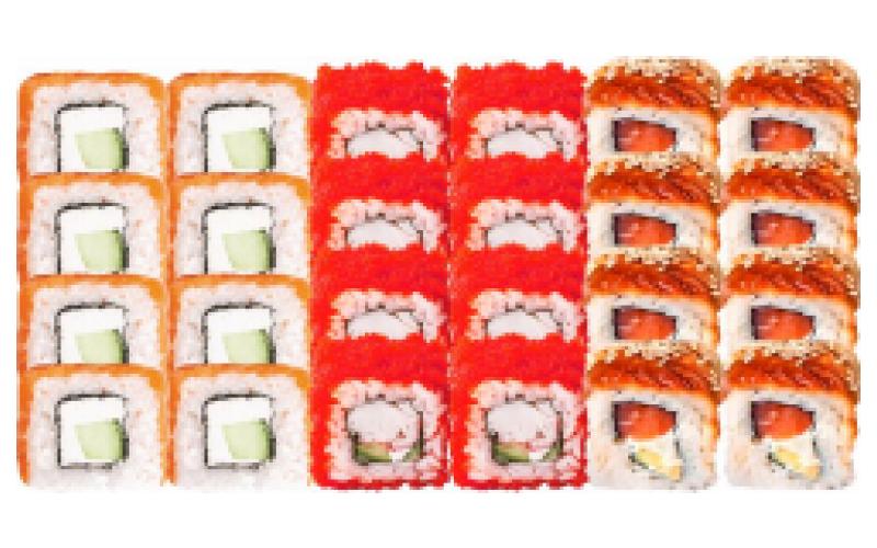 Суши-сет «Идеальное свидание»