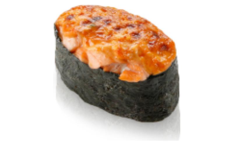 Гункан «Гриль лосось»