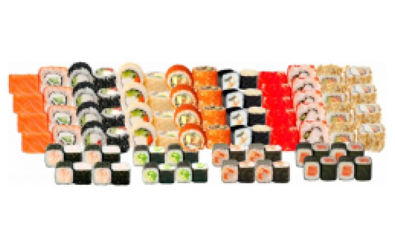 Суши-сет «Большой праздник»