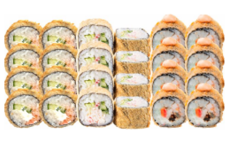 Суши-сет «Хот»