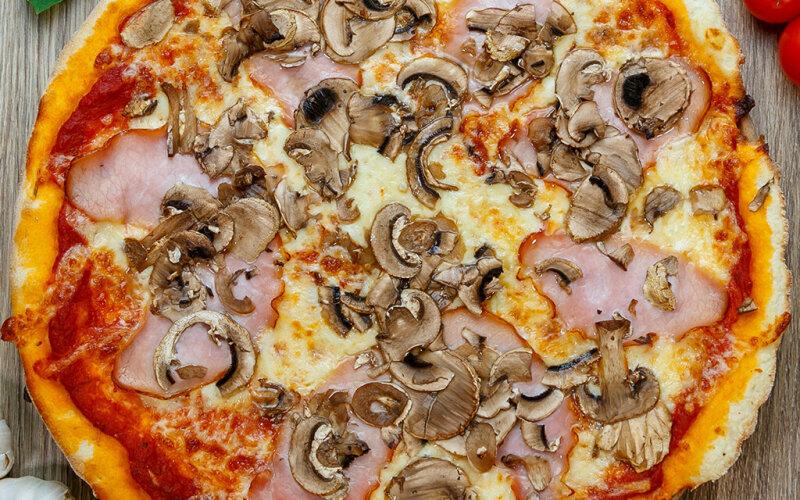Пицца «Прошутто-фунги»