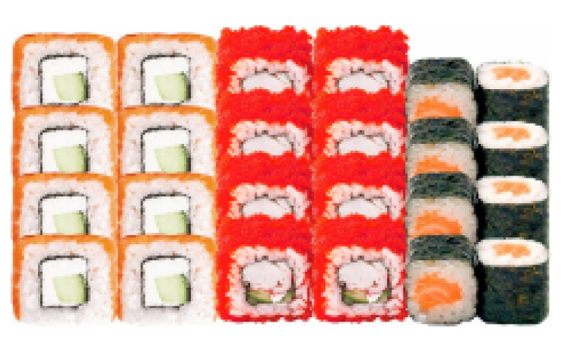 Суши-сет «Оранж»