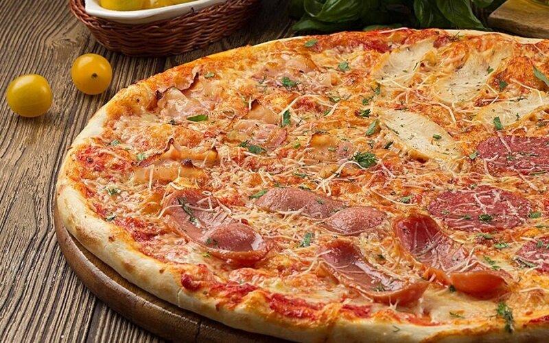 Пицца «Мясной пир»