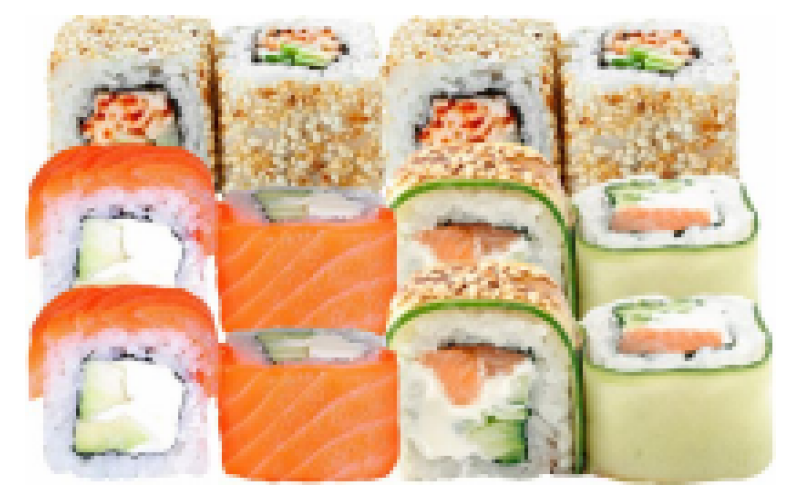 Суши-сет «Бон пари»