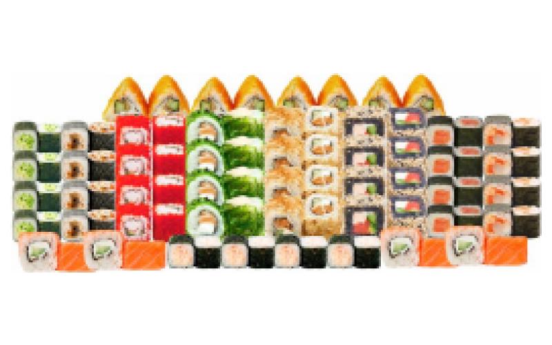 Суши-сет «Вечеринка»