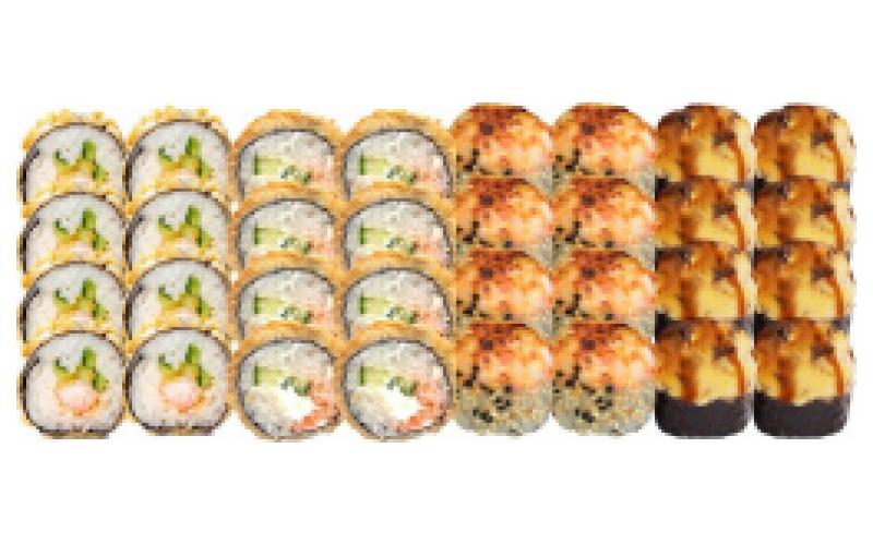 Суши-сет «Голодные игры»
