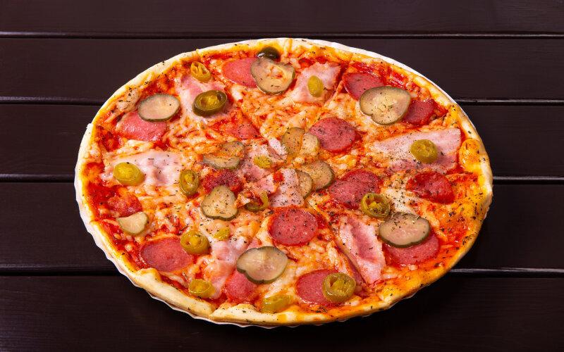 Пицца «Пивная»