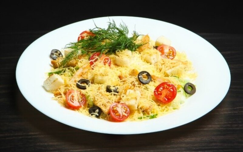 Кебаб-салат