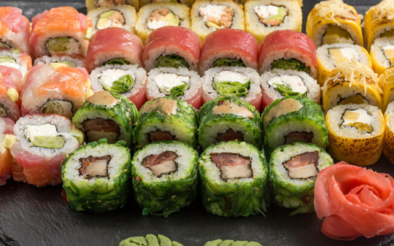 Суши-сет «Рай»