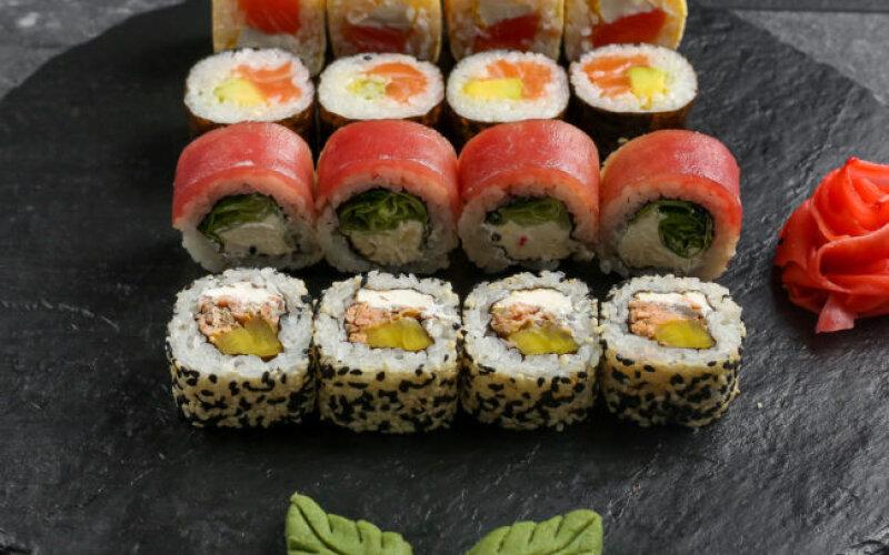 Суши-сет «Восточное солнце»