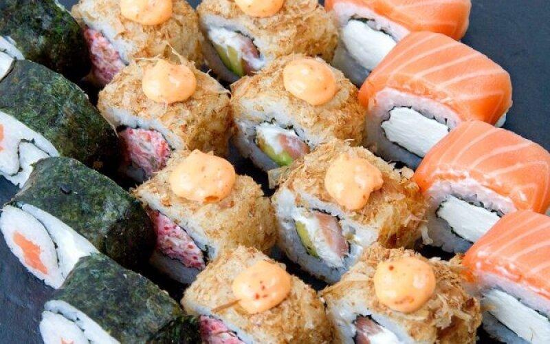 Суши-сет «Бурман»