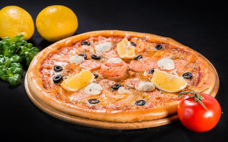 Пицца «Де мар»