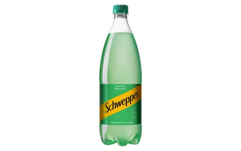 Напиток газированный Schweppes «Мохито»