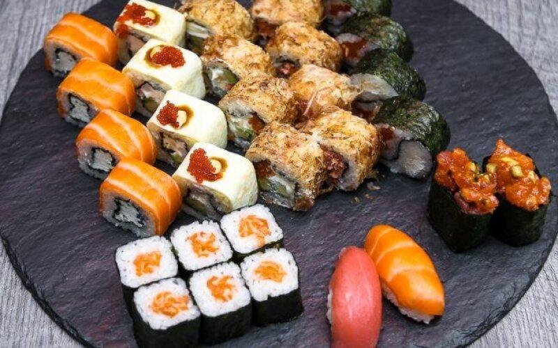 Суши-сет «Седьмое чувство»