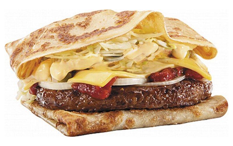 Блин «Бургер»