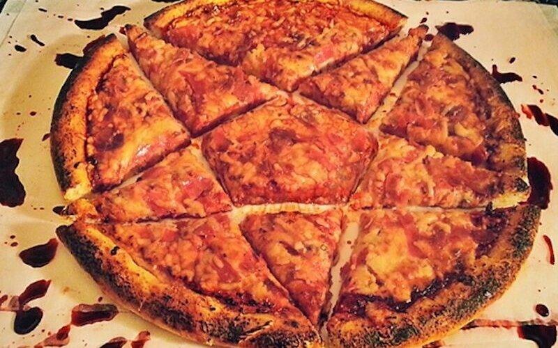 Пицца «Адская»