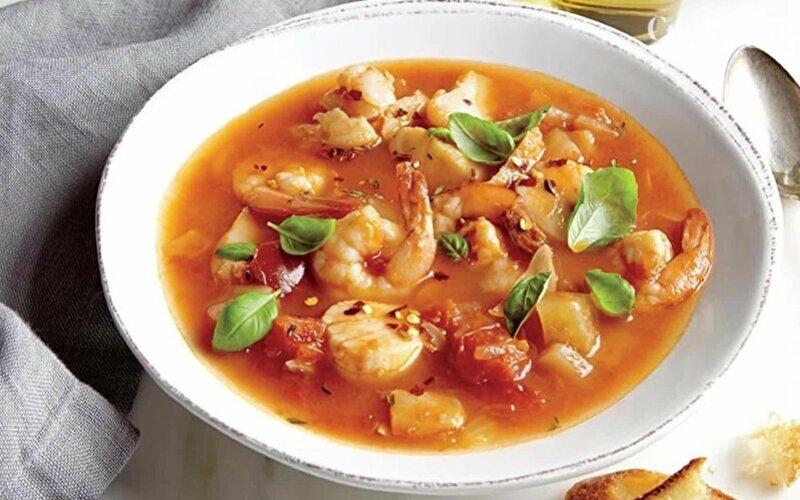 Суп «Каччукко»