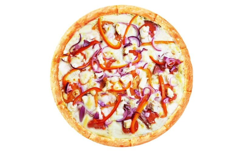Пицца «Тёщина»