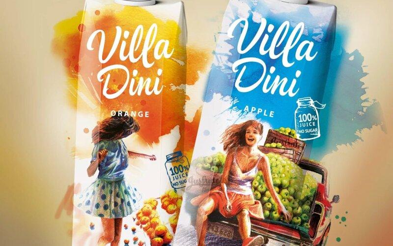 Сок «Villa Dini»