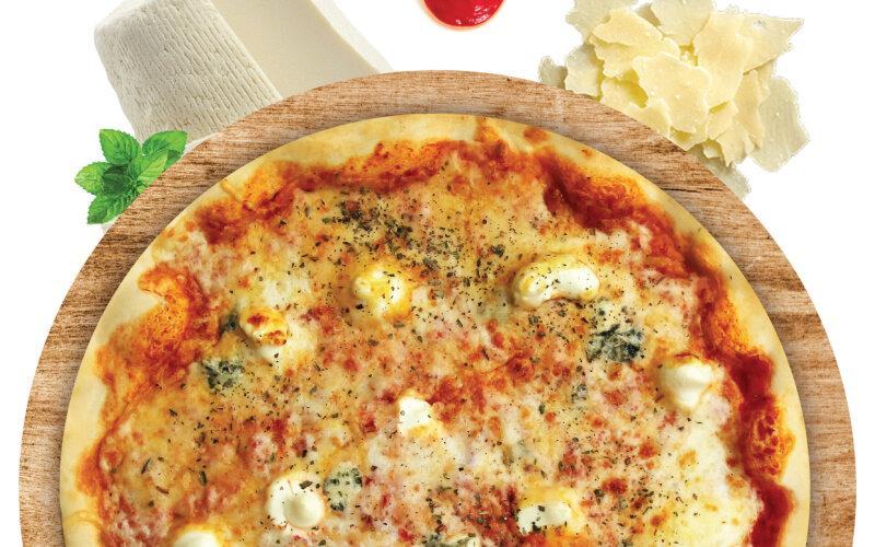 Пицца «Четыресыра»