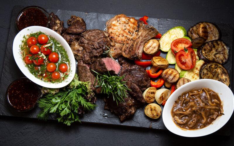 Сет «Meat»