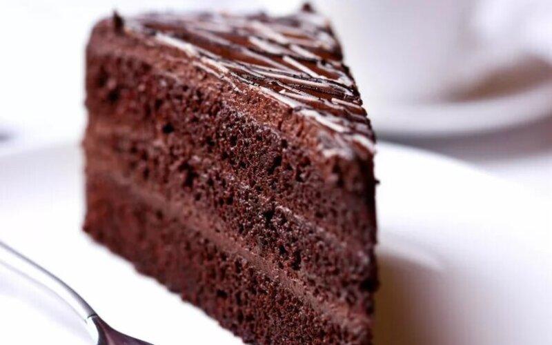 Торт бисквитный «Трюфельный»