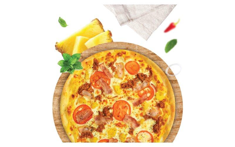 Пицца «Филиппинская»