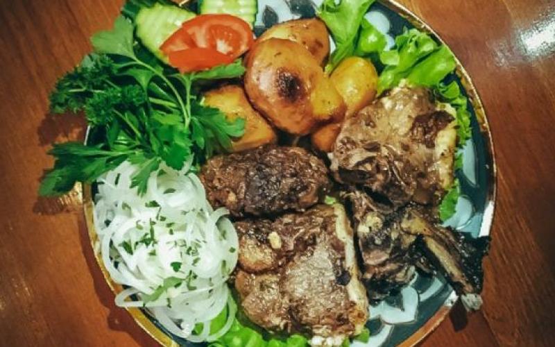 Казан-кебаб с говядиной